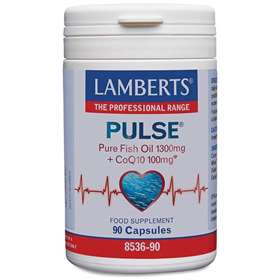 Lamberts Pulse Fish Oil 1300mg 90 Capsules