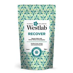 Westlab Recover Epsom Salts with White Willow & Eucalyptus 1kg