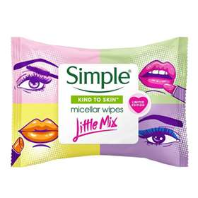Simple Micellar Wipes 25