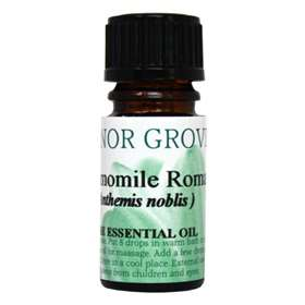 Manor Grove Chamomile Roman Essential Oil 5ml