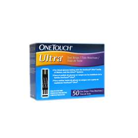 OneTouch Ultra Test Strips (50)