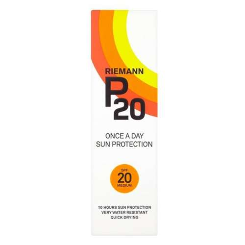 Riemann P20 Sun Filter Lotion SPF20 (100ml)