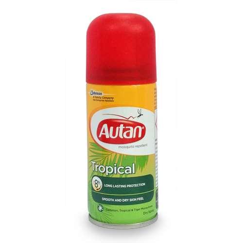Autan Tropical Mosquito Repellent Spray 100ml