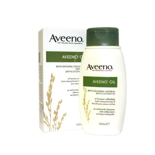 Aveeno Bath & Shower Oil 250ml