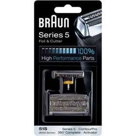 Braun Foil and Cutter 8000 Series