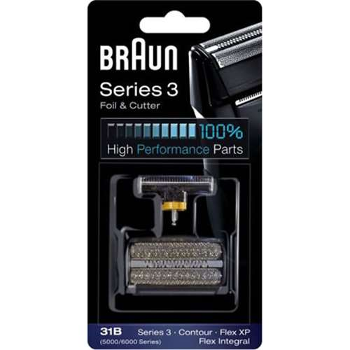 Image of Braun 5000/6000 Series Foil and Cutter Pack