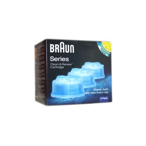 Image of Braun Cleaning Cartridge for Activator, Synchro & Flex models (3)