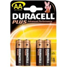 Duracell Plus AA Batteries 4 - Click to enlarge picture
