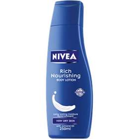Nivea Rich Nourishing Body Moisturiser 250ml