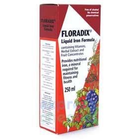Floradix Liquid Iron Formula 250ml