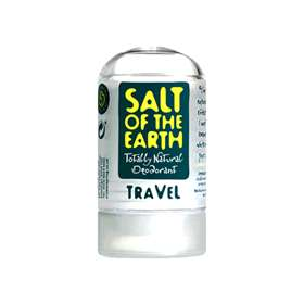 Bioforce Salt Of The Earth Natural Deodorant Stone Travel 50g