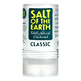 Bioforce Salt Of The Earth Natural Deodorant Stone Classic 90g