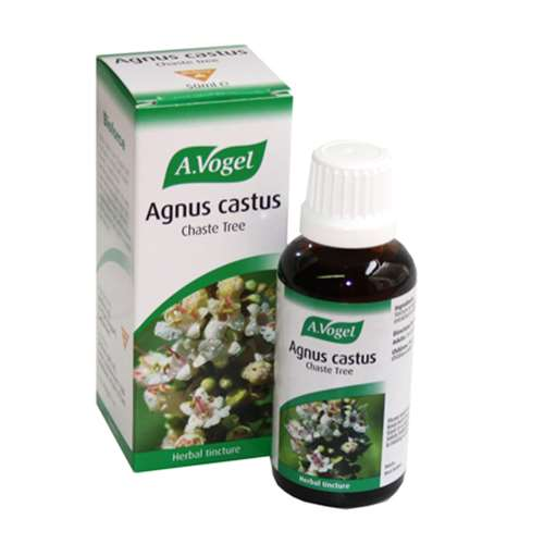 Stockists of A. Vogel Agnus Castus 50ml