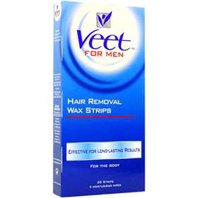 Veet For Men Wax Strips (20)