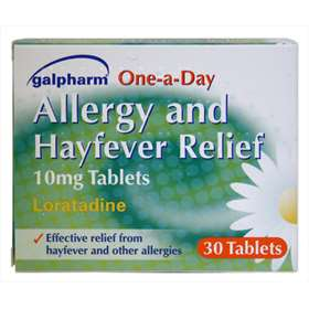 Galpharm Relief Tablets 30