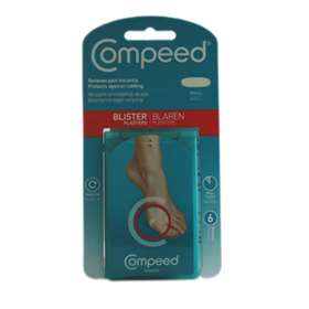 Compeed Blister Plasters Small 6