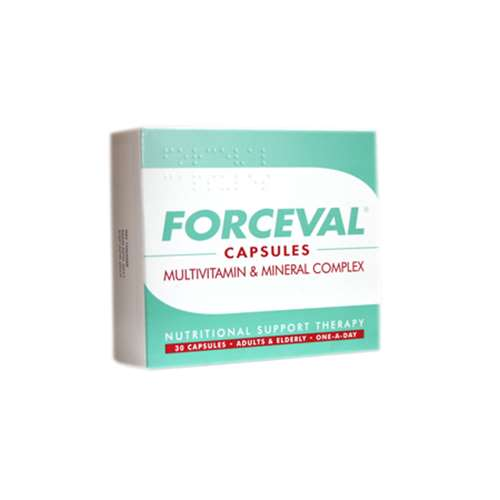 Forceval Capsules 30