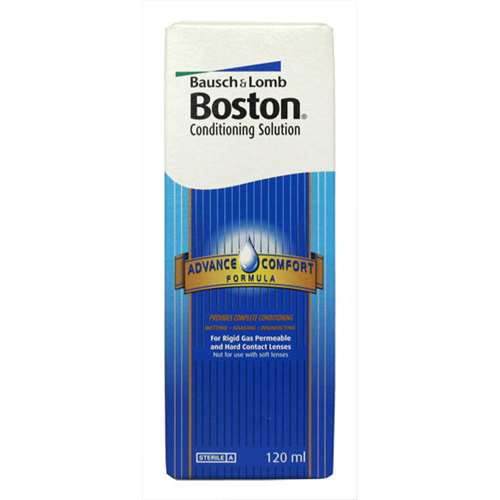 Image of Bausch & Lomb Boston Conditioning Solution 120ml