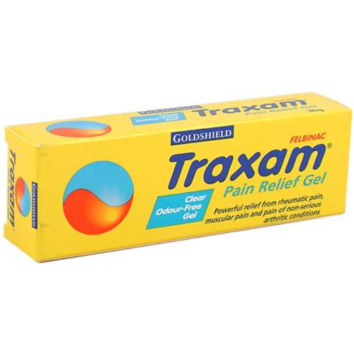 Traxam Pain Relief Gel 30g