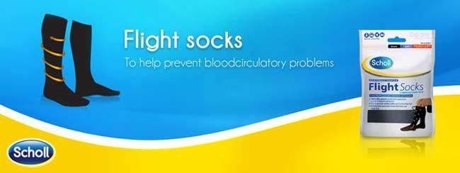image Scholl Flight Socks