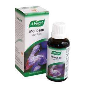 A. Vogel Menosan Sage Drops 50ml