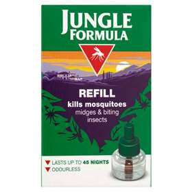 Jungle Formula Plug In Refill 35ml
