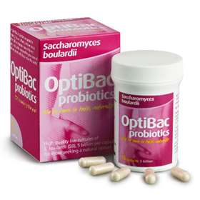 Optibac Probiotics For Bowel Calm 16 Capsules