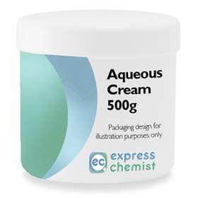 Aqueous Cream 500g Tub