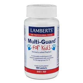 Lamberts Multiguard Kids Chewable Tablets (100)
