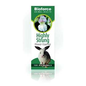 Bioforce Highly Strung Essence for Animals