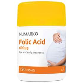 Numark Folic Acid 400 90 Tablets