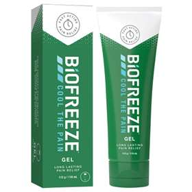 Biofreeze Pain Relief Gel Tube 112g
