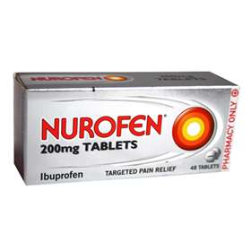 Nurofen Tablets 200mg - 48 tablets