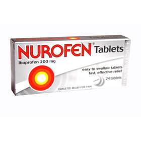Nurofen Tablets 200mg - 24 tablets