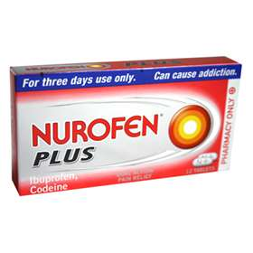 Nurofen Plus - 12 tablets
