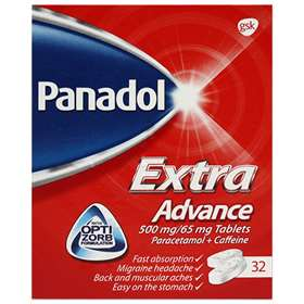 Panadol Extra Advance Tablets 32