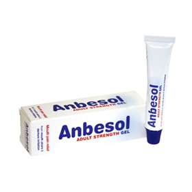 Anbesol Adult Strength Gel 10g