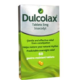 DulcoLax Tablets (60)