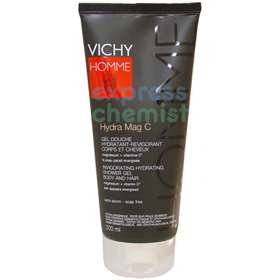 Vichy Homme Mag C Shower Gel 200ml