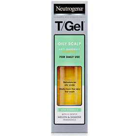 Neutrogena T-Gel Oily Scalp Anti-Dandruff Shampoo 125ml