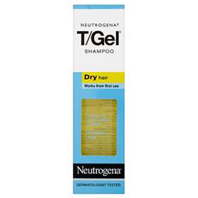 Neutrogena T-Gel Anti-Dandruff Shampoo for Dry Hair 125ml