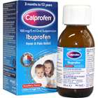 Calprofen Ibuprofen Suspension 100ml