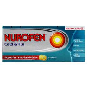 Nurofen Cold & Flu 24