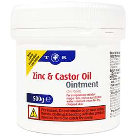 Zinc and Castor Oil Ointment BP 500g