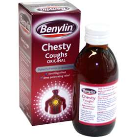 Benylin Chesty Coughs (Original) 150ml