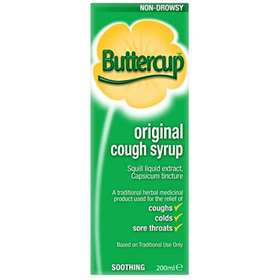 Buttercup Syrup (Original Flavour) 200ml