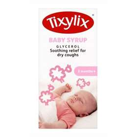 Tixylix Baby Syrup 3+ months 100ml
