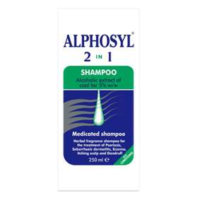 Alphosyl 2 in 1 Shampoo 250ml