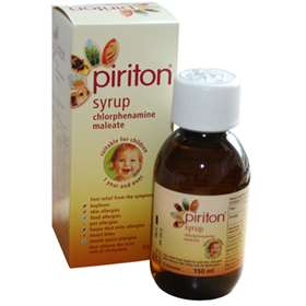 Piriton Syrup 150ml