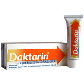 Daktarin Oral Gel 15g